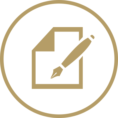 terms and conditions document icon